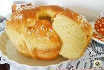 Pan brioche con ricotta senza uova