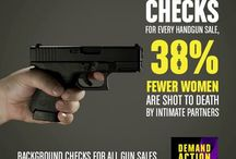Gun Violence / by National Network to End Domestic Violence