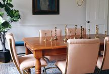 Kate Walker Dining and Family Room