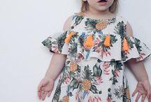 Çocuklar için moda