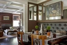 Banquettes / by Kristin Paton Interiors