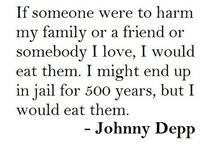 Johnny Depp Always Gets Repinned