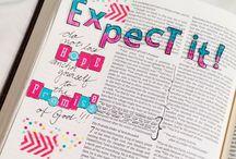 BIBLE|| Journaling. ||