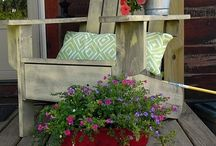 Front Porch. / by Alexis Borkowski