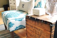 we turn our house into a home -- DIY style / by Kendra Osburn
