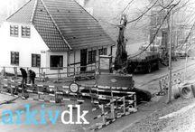 Vores hus Fredericia / Historic photos of a house