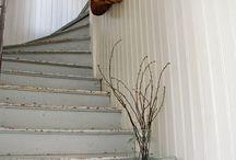 Escaleras, inspiración..