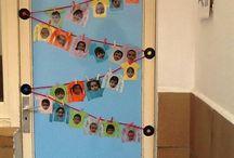 decoración aula