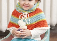 Crochet: Babies & Kids / Inspiration and patterns for crocheting for babies and kids. / by Vickie Howell