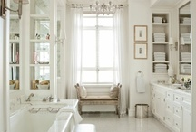 Home: Master bathroom inspiration