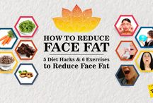 Reduce face fat / How to Reduce Face Fat?   5 Diet Hacks & 6 Exercises to Reduce Face Fat https://truweight.in/blog/exercise-basics/how-to-reduce-face-fat.html