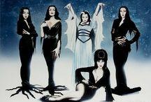 Woman of the dark