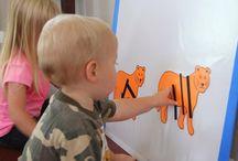 Toddler Zoo Theme / Zoo theme ideas for toddler