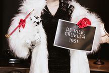 Cruella Devil Cosplay