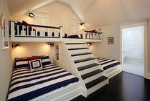 Bunk rooms