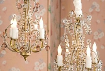 Chandeliers / by Suzie Hale