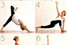 Excercise / Yoga and other workouts / by Jill Caple