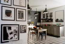 Kitchens / by Fox + Glove Design