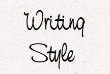 Writing / by Kayla Parker