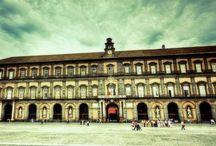 I palazzi storici di Napoli / I palazzi storici di Napoli - The historical buildings of Naples