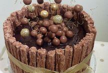 21 Birthday cakes