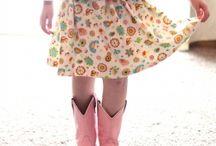 little girl - skirts