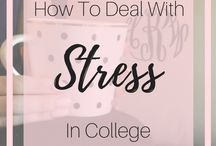 Deal with College Stress