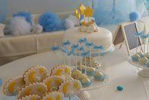 sweet table battesimo  by Kiara's Cakes