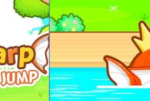 Magikarp Jump / Screenshots and artwork from Magikarp Jump, Magikarp finally gets his first starring role in this freemium title for mobile. Check out our review @ http://www.pokemondungeon.com/games/reviews/magikarp-jump-by-busterlegacyff7