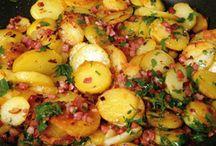 Kartoffeln Gerichte