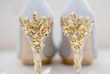 Idea of Bride Shoes