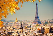 Francia / Board dedicata alle migliori immagini che abbiamo raccolto fino ad oggi riguardanti la nostra amata e romantica #Francia :)