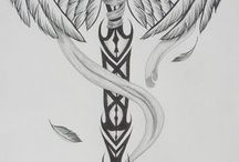 Tattoo Ideas / Cool things I might get as a tattoo one day..