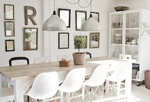 Dining room / by Melinda Crevar