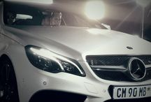 Open Up with the E 500 Cabriolet / Smoke and mirrors - what are we planning with the new E-Class?