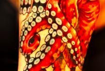 Tatuaggi di polipi