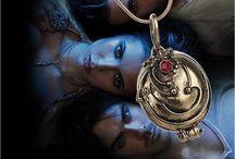 Vampire Diaries Necklace