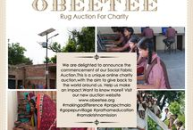 Social Fabric Auction / For Obeetee, the well-being of the society comes first!
