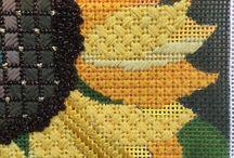 Жаккард-Яркие нитки