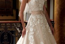 Wedding dress'