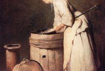 Kuchnia XVII wiek