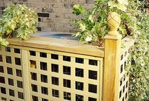 wood garden projects