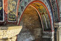 Battistero Neoniano - Ravenna / [Official account] Un viaggio nei monumenti UNESCO di Ravenna. Photobook of the UNESCO mosaic monuments located in Ravenna.