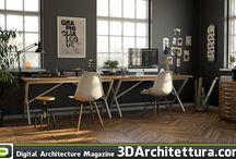 Thomas Deffet / read 3D Architettura interview with arch-viz artist Thomas Deffet and learn his professional secrets