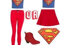 halloween supergirl
