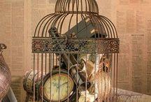2018 - Bird cages