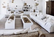 Living Room / Beautiful and inspiring home interiors | Living Rooms