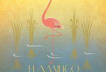 flamingo / by Edwin Spijkerman