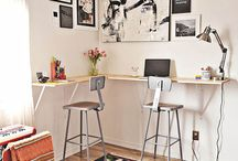 DiY: Office Space / by Mande Douglas