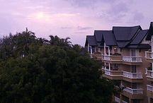 Purple Rain. #phuket